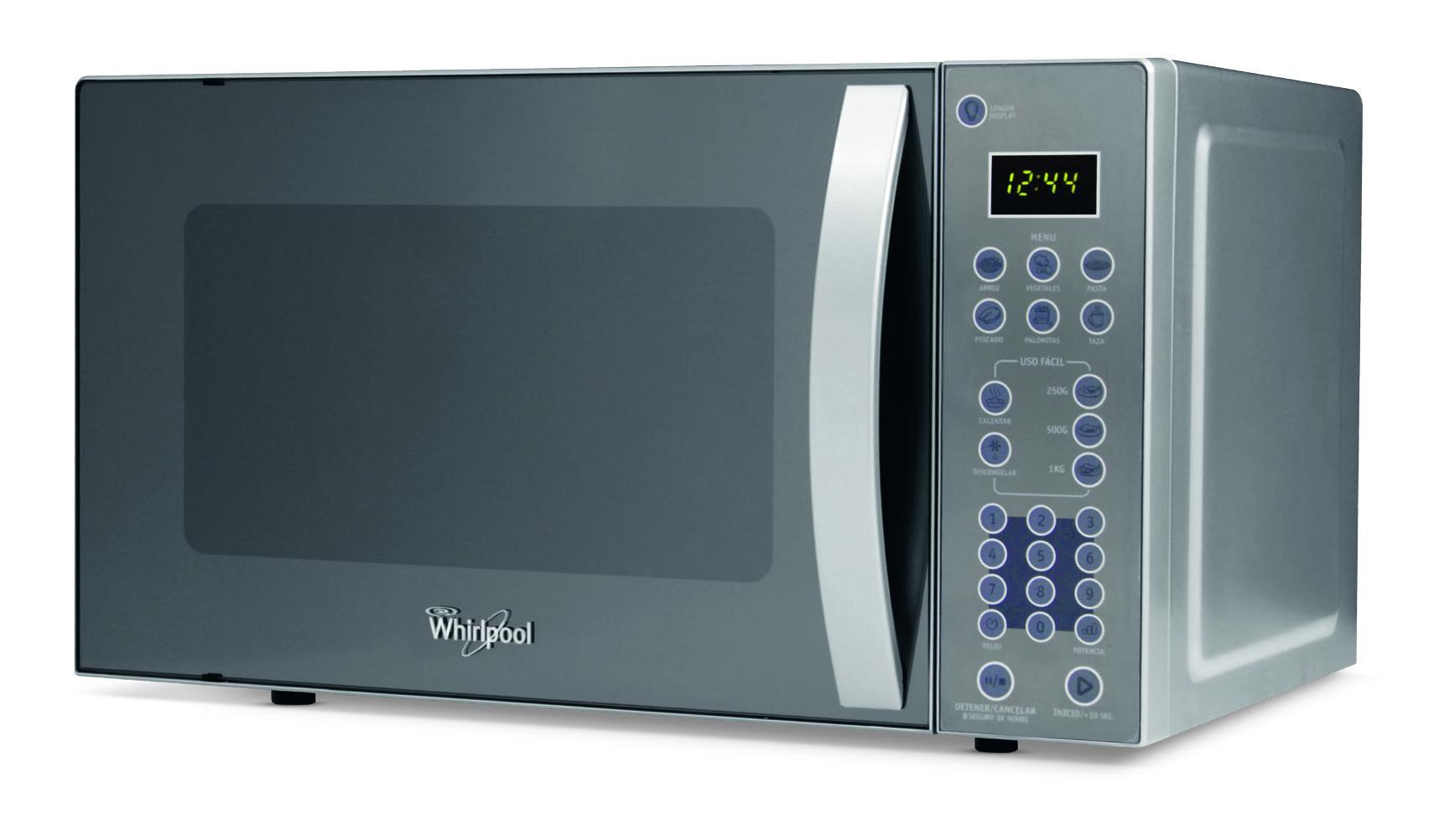 MICROONDAS WHIRLPOOL S11WMS07ZDBS