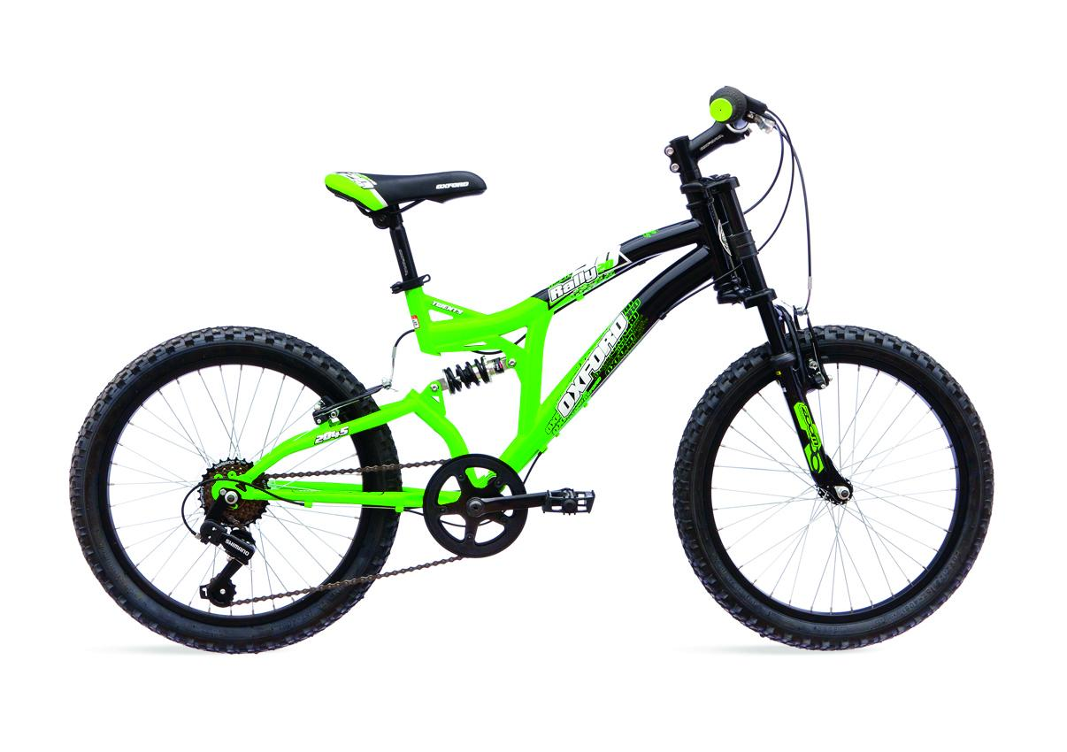 BICICLETA OXFORD RALLY BD2045VRD