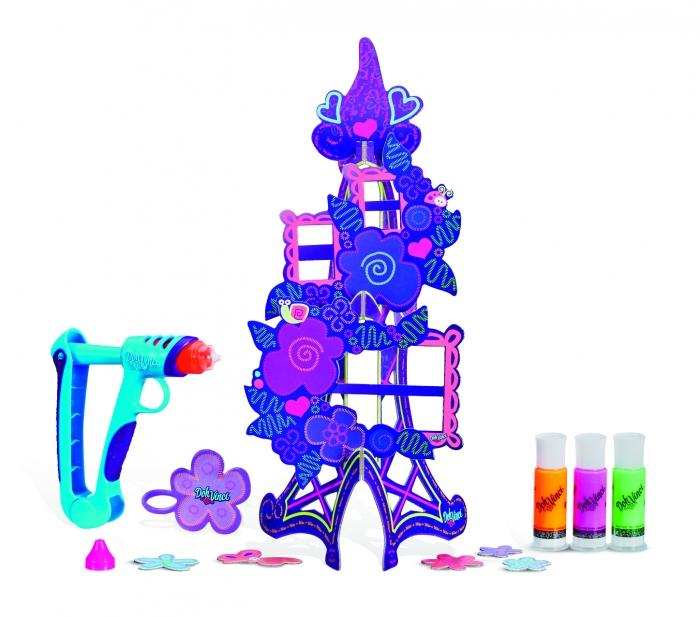 PLAY DOH VINCI FLOWER TOWER
