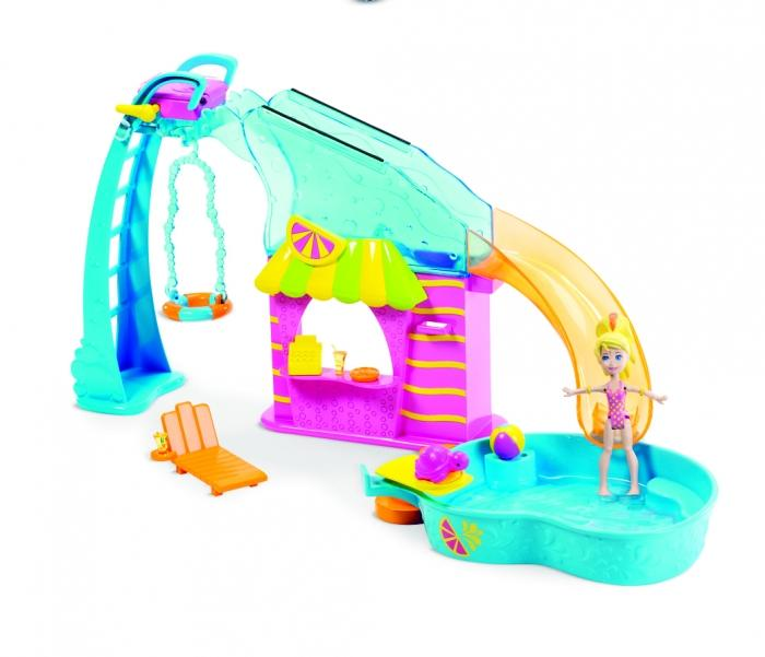 POLLY POCKET TOBOGÁN SPLASH
