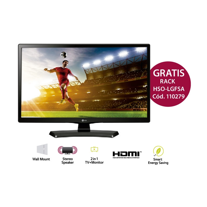LG MONITOR TV 24MT48DF