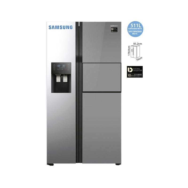 SAMSUNG REFRIGERADORA RS51K57H02A PE