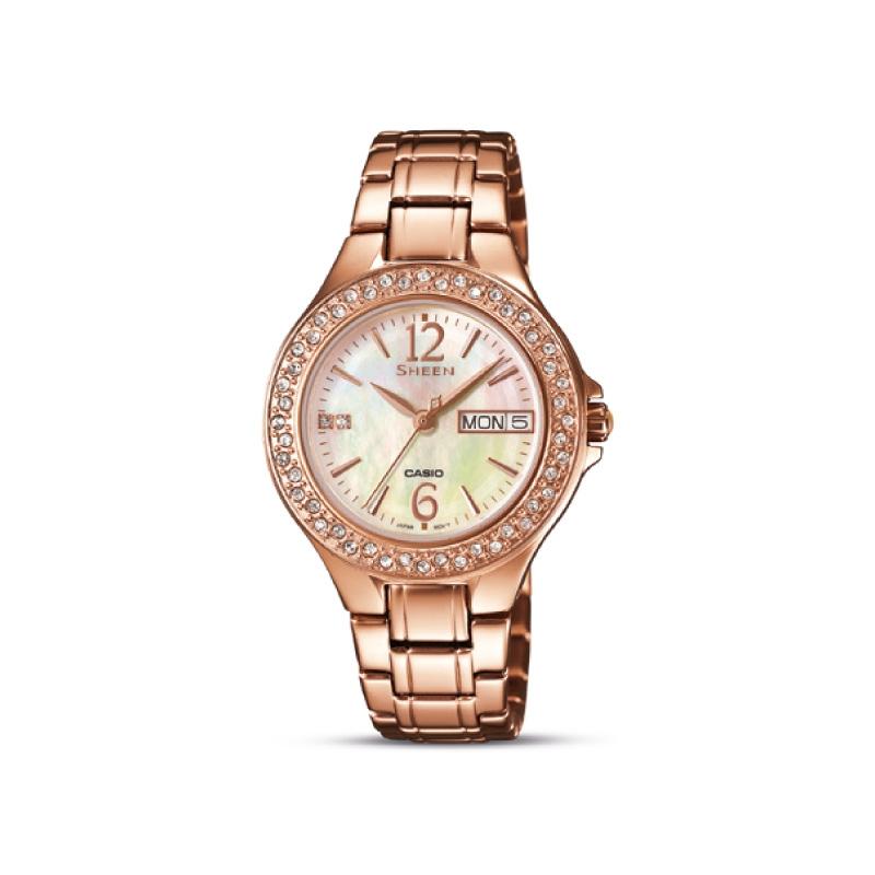 59709912f03d Casio Reloj Pulsera She 4800pg 9audr