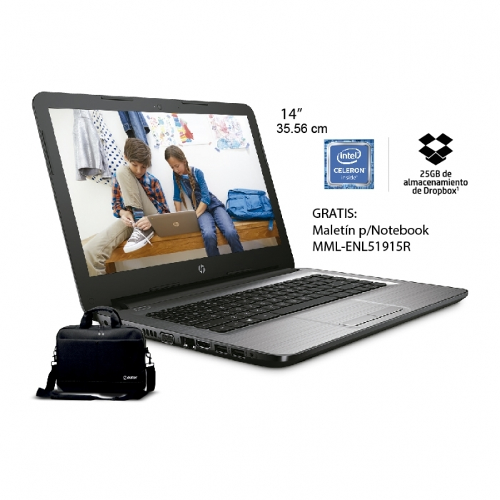 HP LAPTOP 14-AM072 LA NOTEBOOK PC
