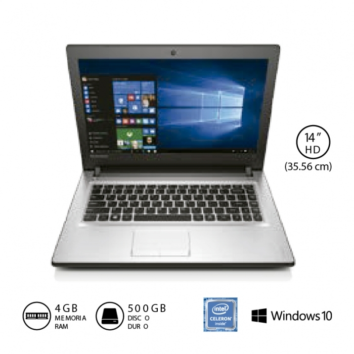 LENOVO NOTEBOOK IDEAPAD 300 L4iBR