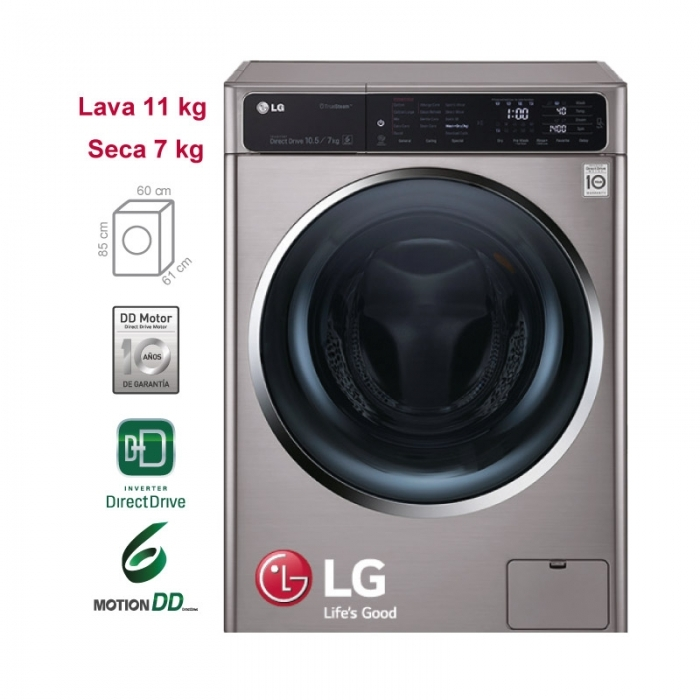 LG LAVASECA F1106VRD