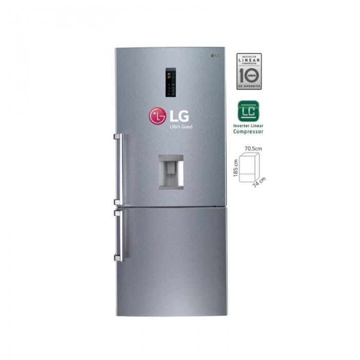 LG REFRIGERADORA 440 L GB44SVN