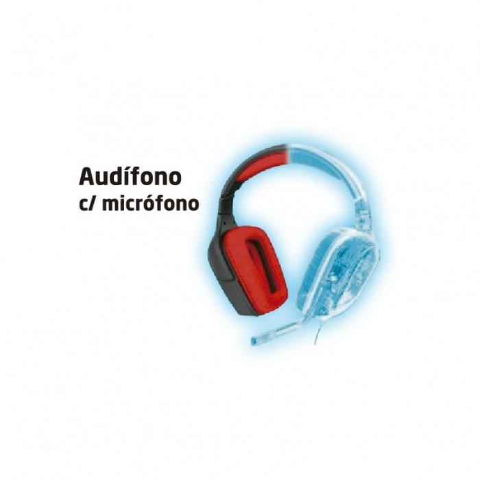 LOGITECH AUDÍFONO CON MICRÓFONO G230