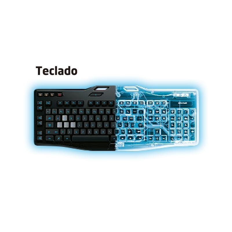 LOGITECH TECLADO G105 920 005737