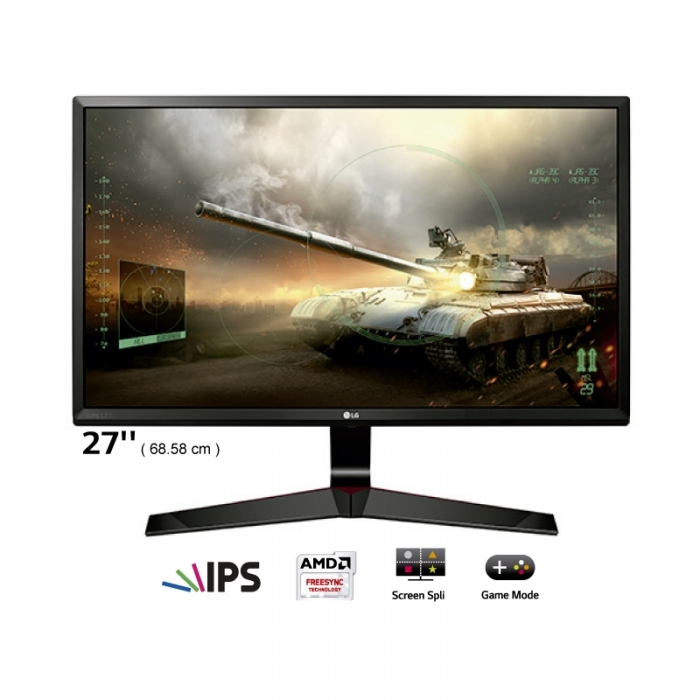 LG MONITOR IPS 27MP59G 27""