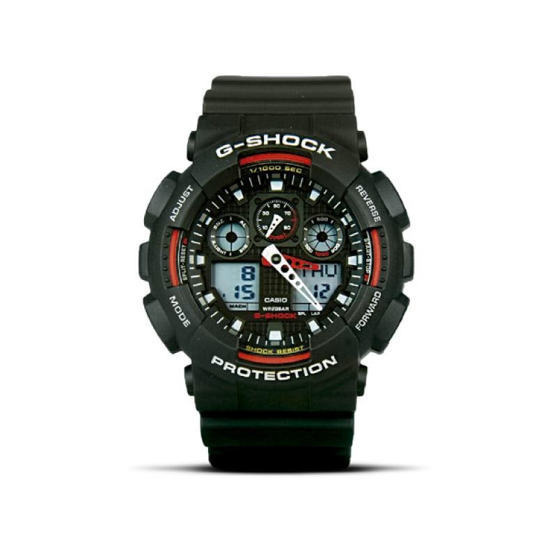 8f392de3835c Casio Reloj Pulsera Acuatico Ga 100 1a4dr