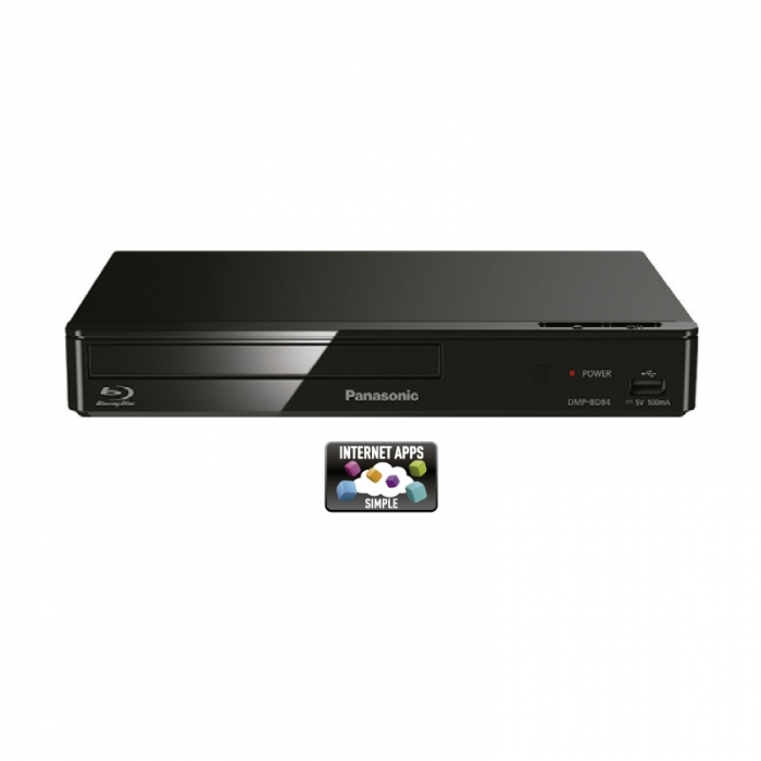 PANASONIC REPRODUCTOR BLURAY  BD84