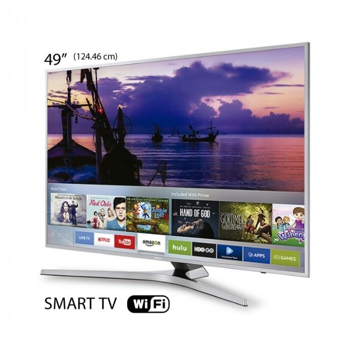 """SAMSUNG TELEVISOR UHD UN49MU6400 49"""""""