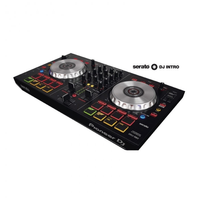 PIONEER CONTROLADOR DJ  DDJ SB2