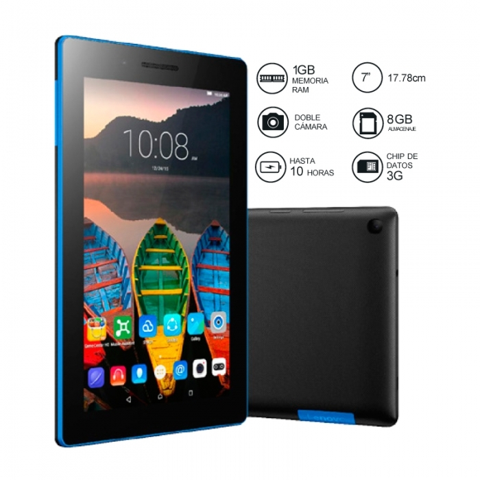 LENOVO TABLET TAB3 A7 ZA0S0060VE