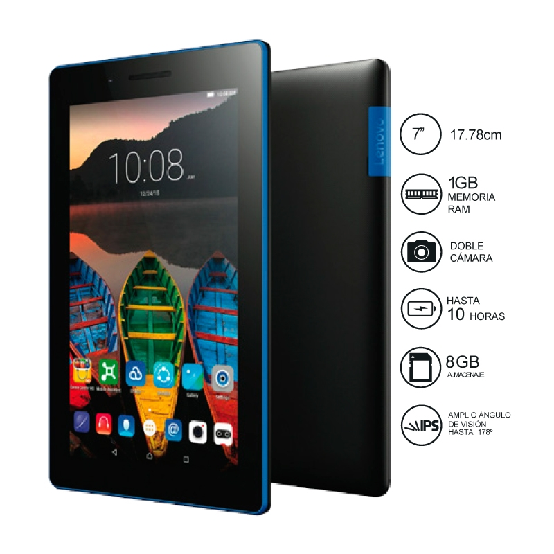 LENOVO TABLET TAB3 A7 ZA0R0004VE