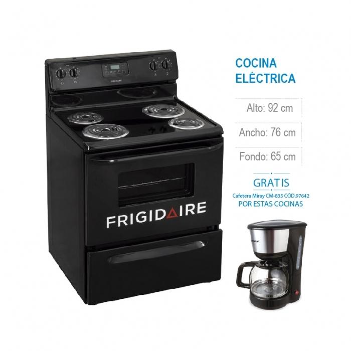 FRIGIDAIRE COCINA ELÉCTRICA FFEF-3011LB