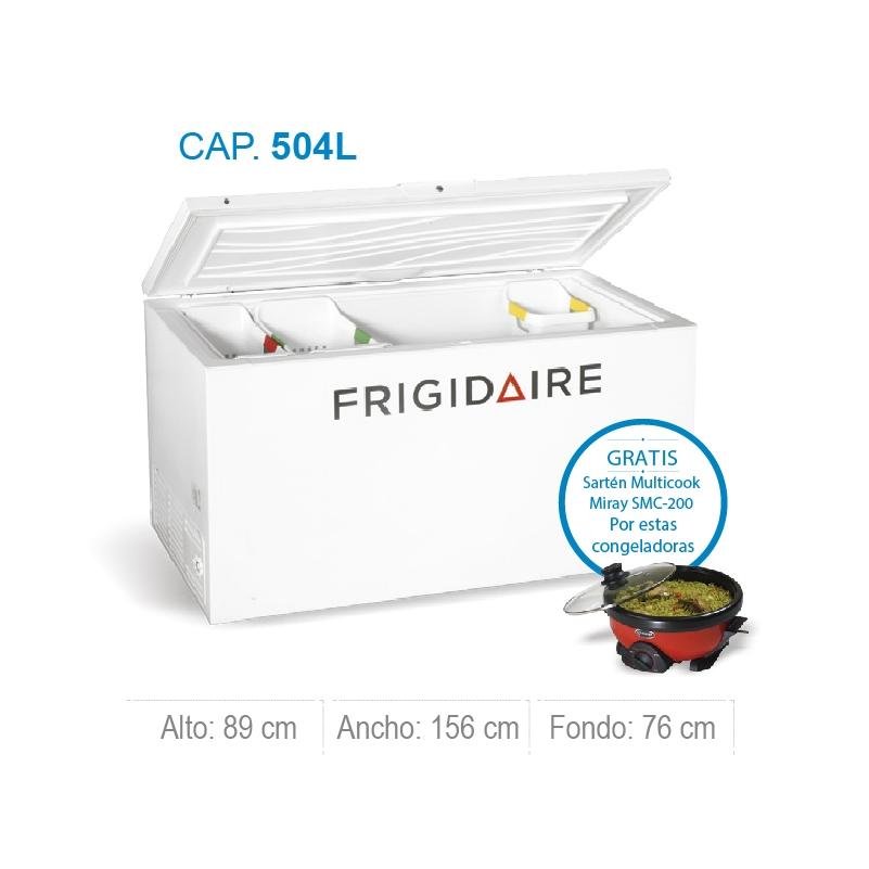 FRIGIDAIRE CONGELADORA HORIZONTAL FFFC18M6QW
