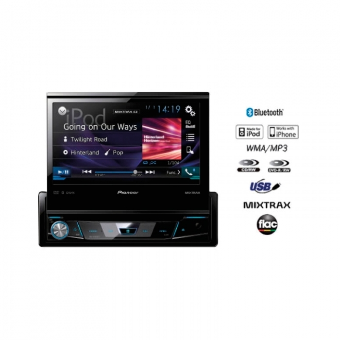 PIONEER  AUTO RADIO AUDIOVISUAL  AVH-X7850TV