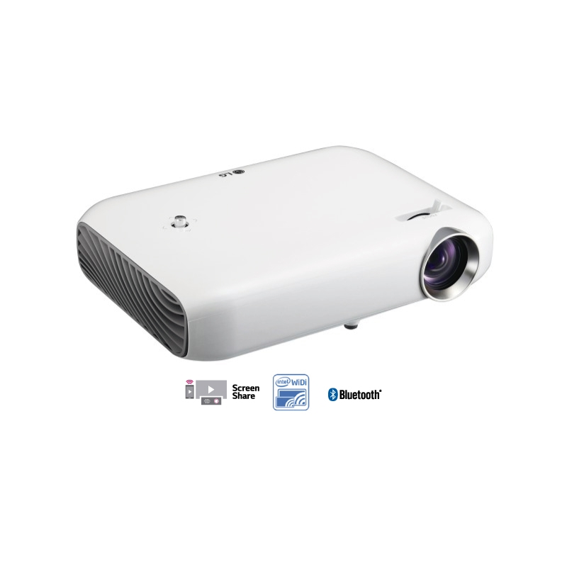 LG MINIPROYECTOR LED PW1000G