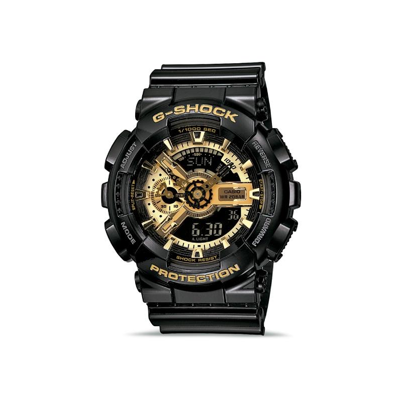 728146d24282 Casio Reloj Pulsera Acuatico Ga 110gb 1adr