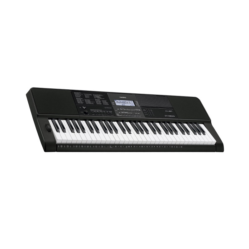 CASIO ORGANO ELECTRONICO CT X800