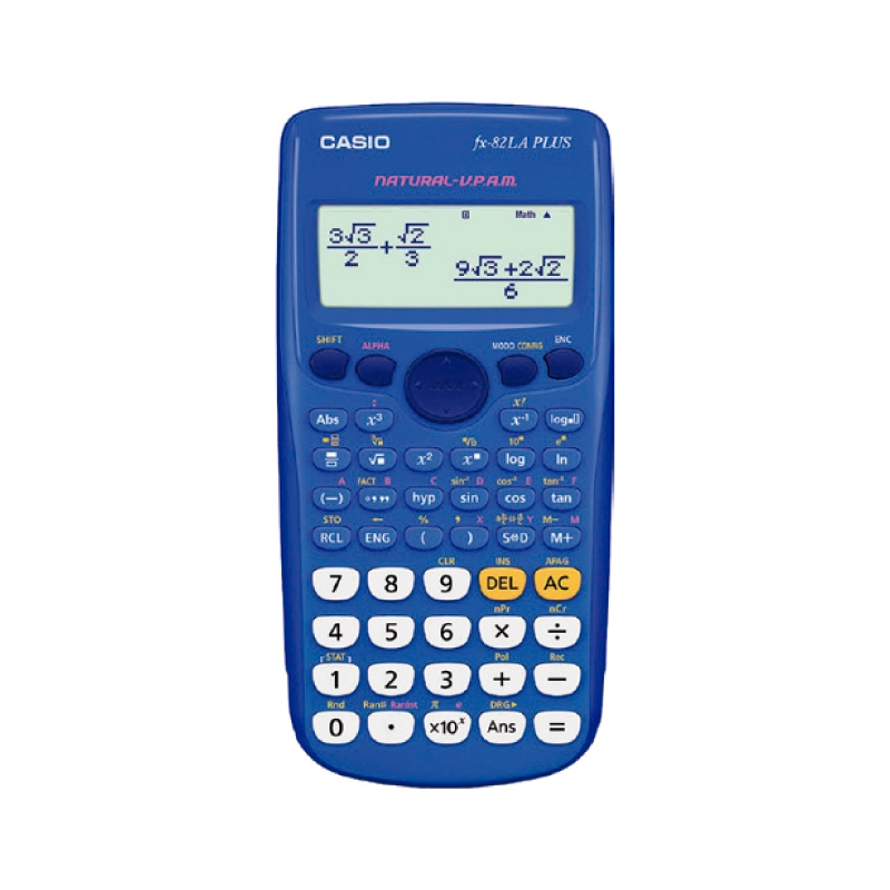 CASIO CALCULADORA FX 570LA PLUS