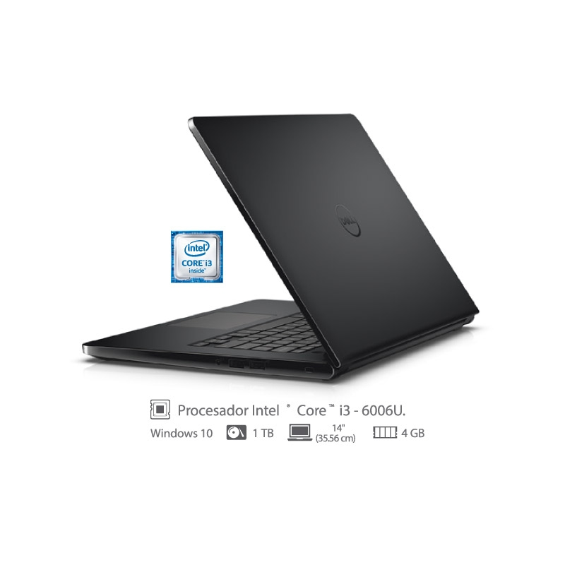DELL LAPTOP INSPIRON 14 SERIE 3000 TDXFC