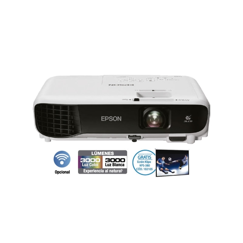 EPSON VIDEO PROYECTOR POWER LITE S41+
