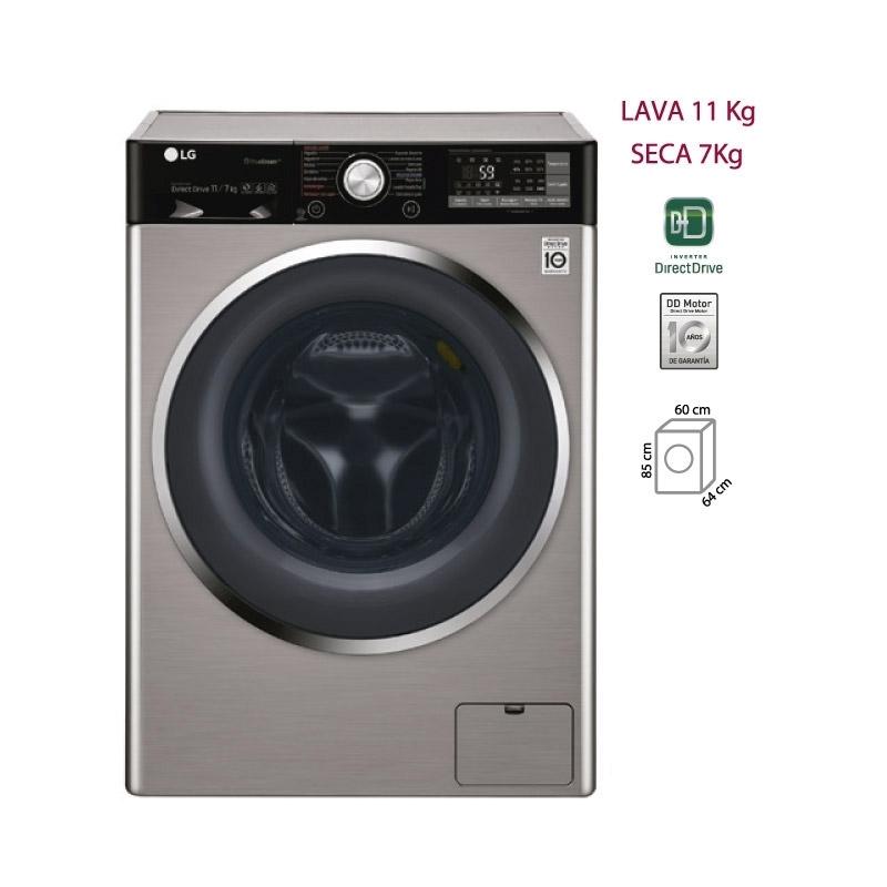 LG LAVASECA F1107VRDS