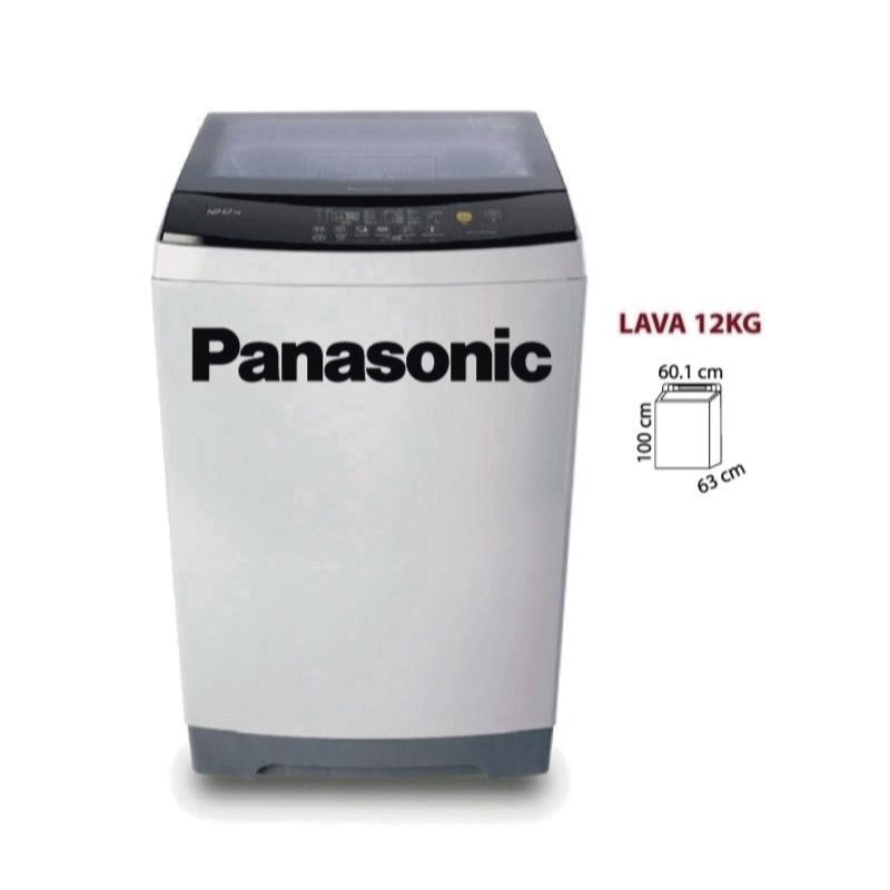 PANASONIC LAVADORA F120L6HRH