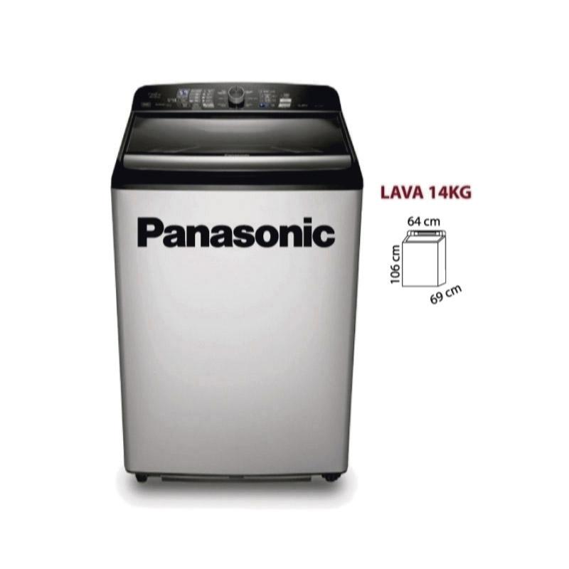 PANASONIC LAVADORA NA F140H6LRH