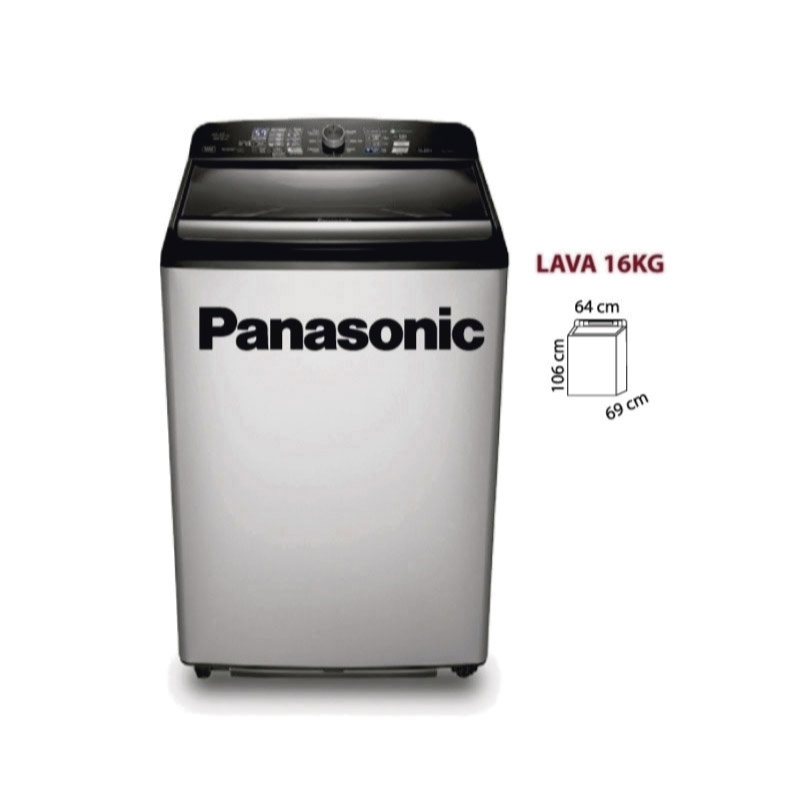 PANASONIC LAVADORA NA F160H6LRH