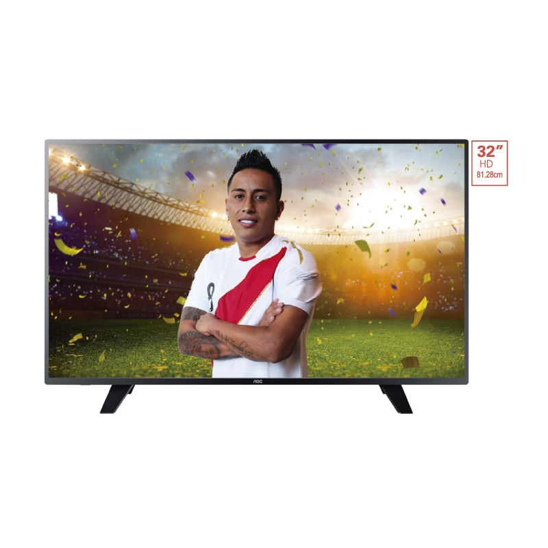 "AOC TELEVISOR SMART HD LE32M1370 32"""