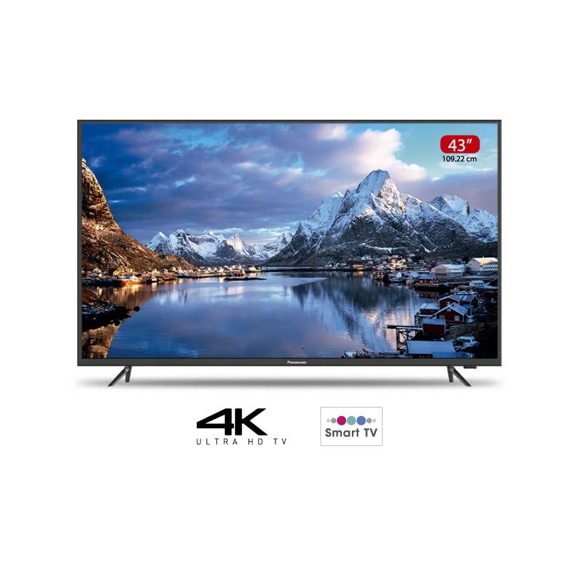 """PANASONIC TELEVISOR 4K HDR TC 43FX500 43"""""""