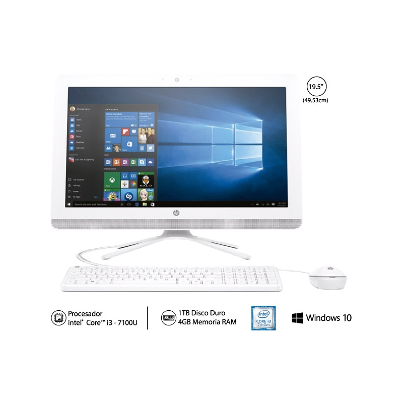 ASUS ALL IN ONE 20 C207LA