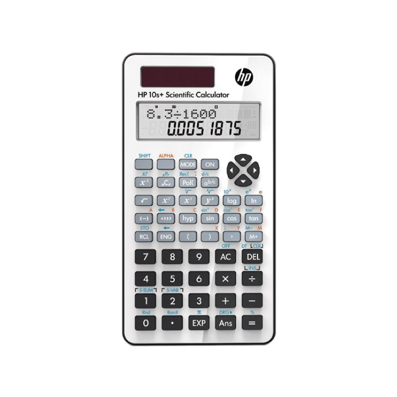 HP CALCULADORA FINANCIERA HP 10S+