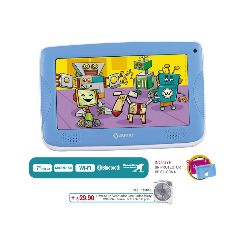 MIRAY TABLET KIDS MIDM K703