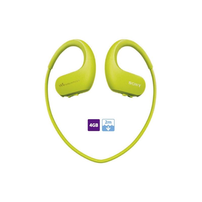 SONY AUDIFONO MP3 INALAMBRICO NW WS413