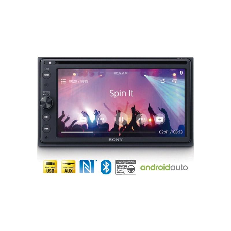 SONY AUTORRADIO AUDIOVISUAL XAV AX200