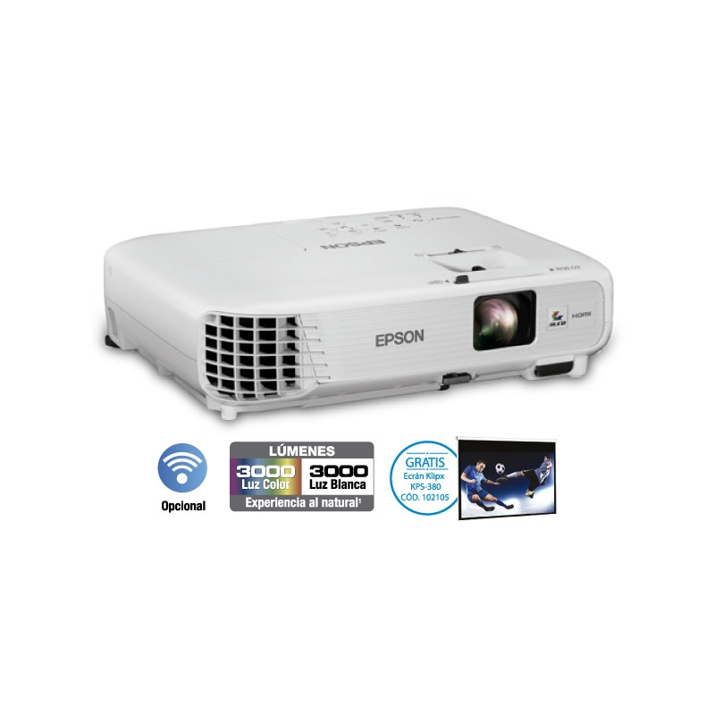 EPSON VIDEO PROYECTOR HOME CINEMA 740HD