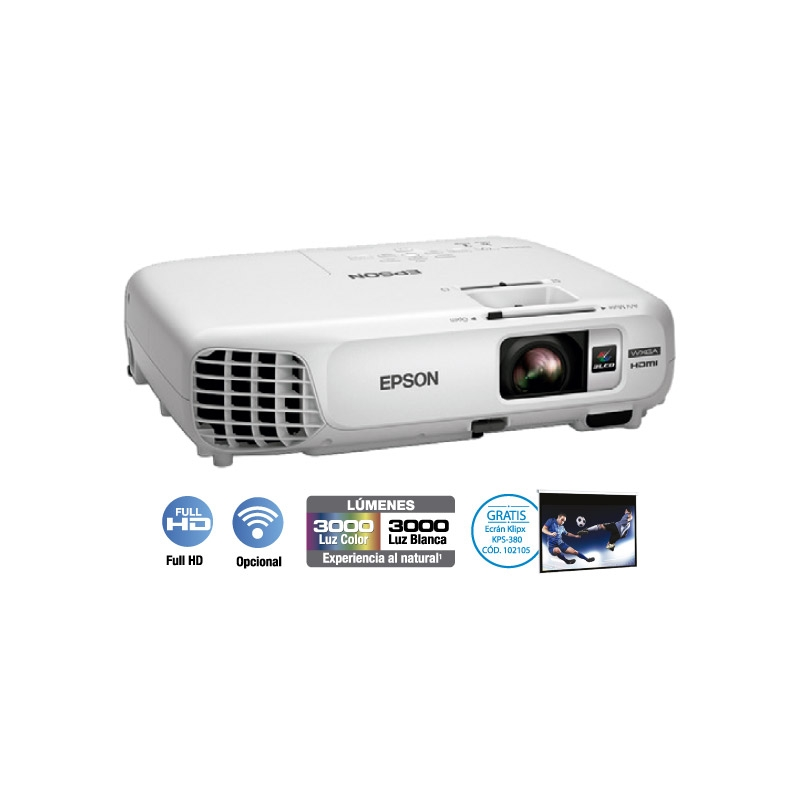 EPSON VIDEO PROYECTOR HOME CINEMA 1040