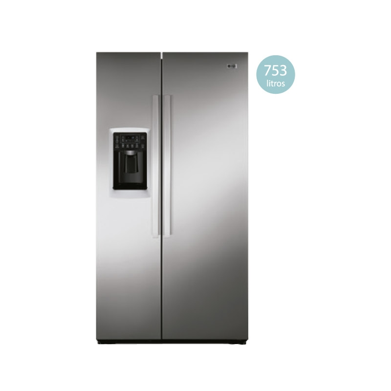 GE APPLIANCES REFRIGERADORA PSDS6FGGFSS