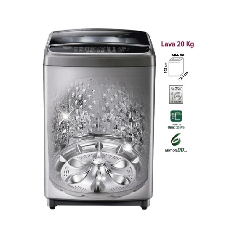 LG LAVADORA TS2100DPS 20 KG