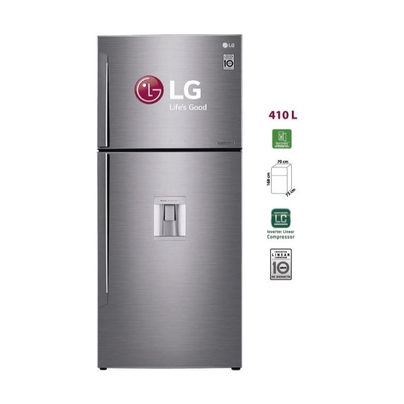 LG REFRIGERADORA LT41SGP 410 L