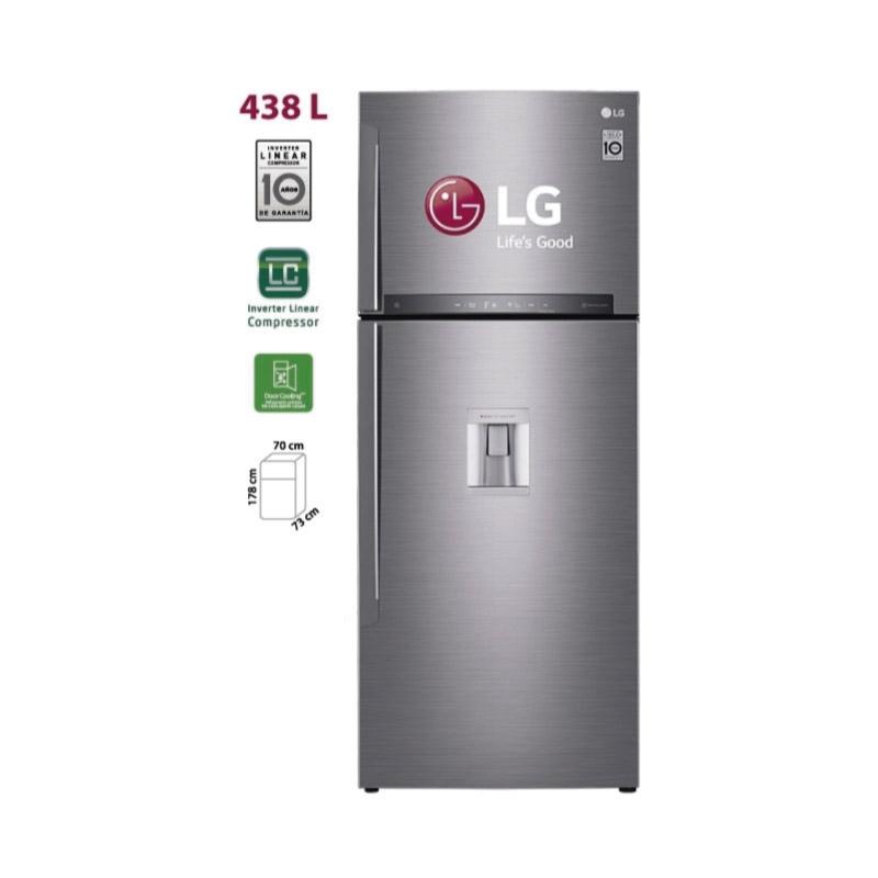LG REFRIGERADORA LT44SGP