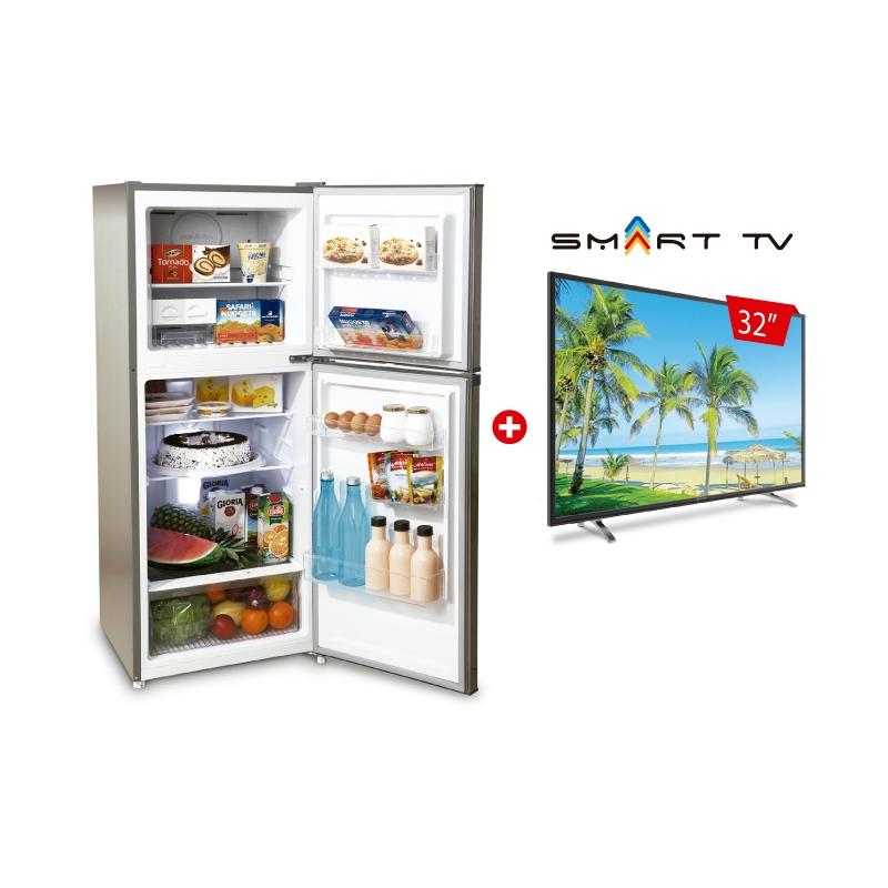 MIRAY REFRIGERADORA RM 268 + TELEVISOR LED SMART TV LDM 323NIP