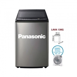 PANASONIC LAVADORA NA FS13X6SRH