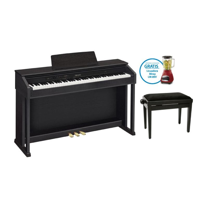 CASIO PIANO ELECTRONICO CLASICO CELVIANO AP 460