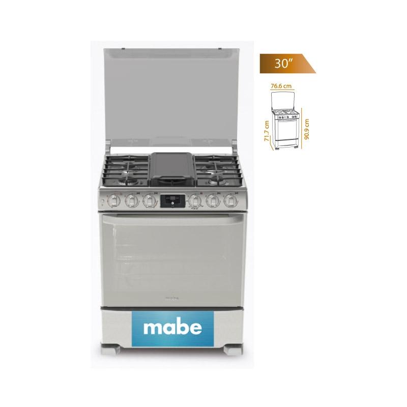 MABE COCINA A GAS EME7688CFYXO